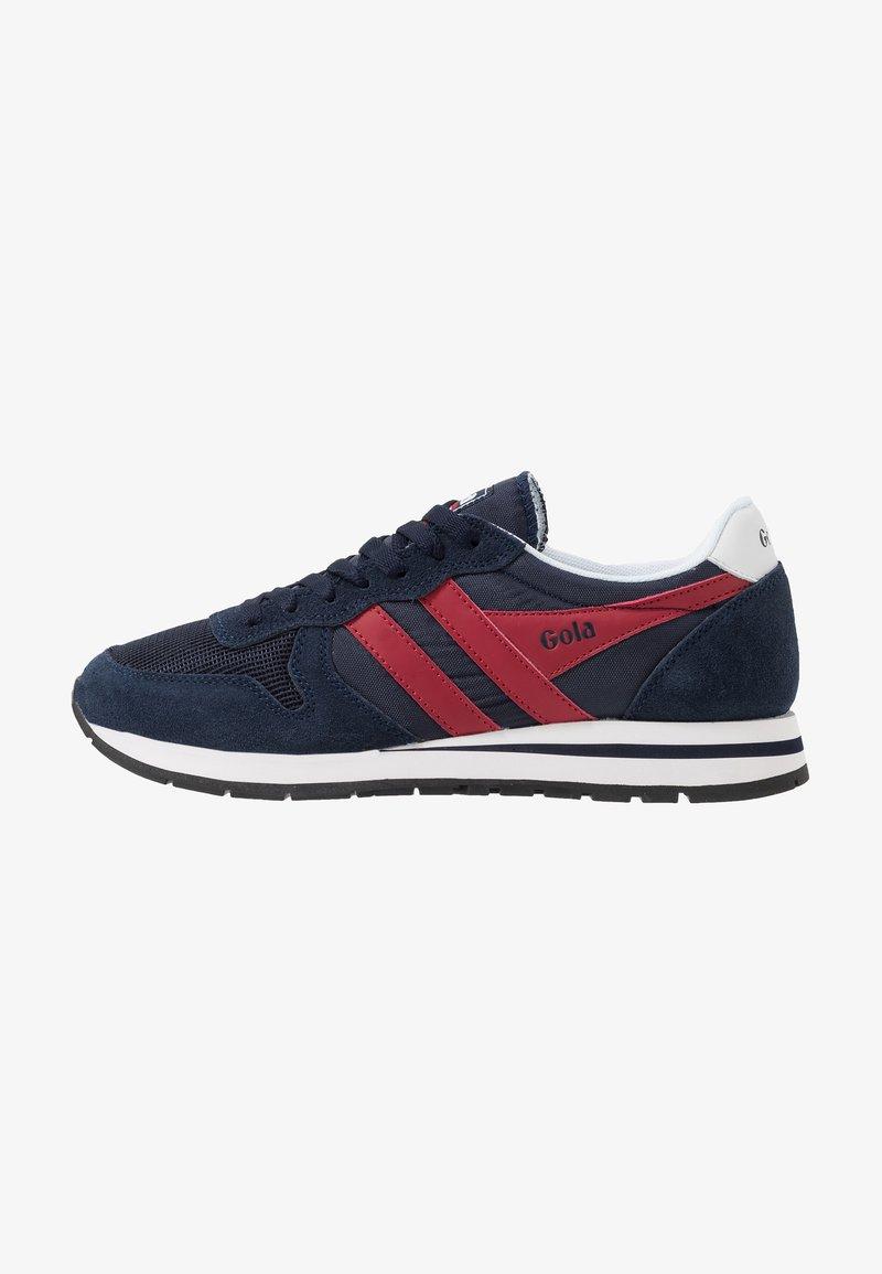 Gola - DAYTONA - Sneakers - navy/red/white