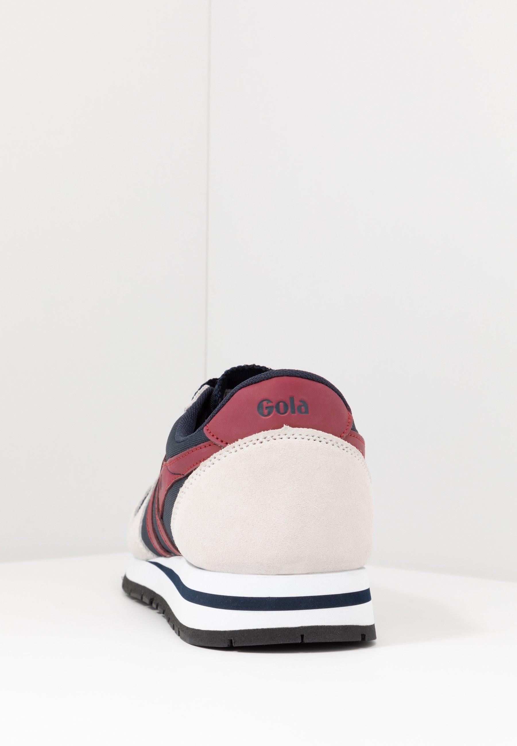 DAYTONA Sneakers navywhitedeep red