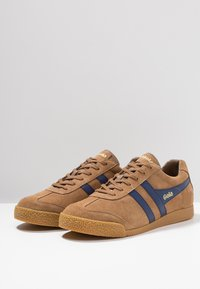 Gola - HARRIER - Sneakers laag - caramel/navy - 2