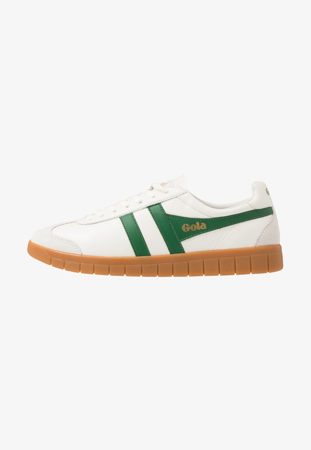 HURRICANE - Trainers - offwhite/green