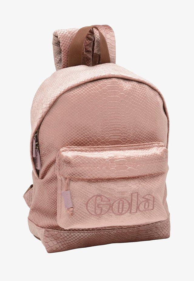 HARLOW SNAKE - Rucksack - pink