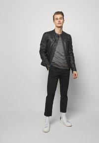 Goosecraft - Leren jas - black - 1