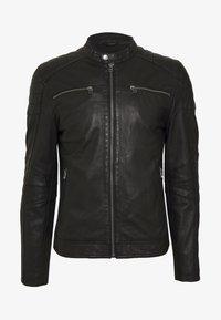 Goosecraft - Leren jas - black - 5