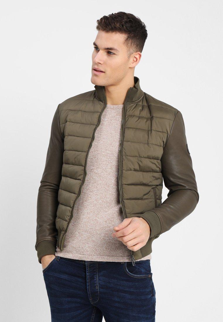 Goosecraft - LAWSON - Light jacket - olive