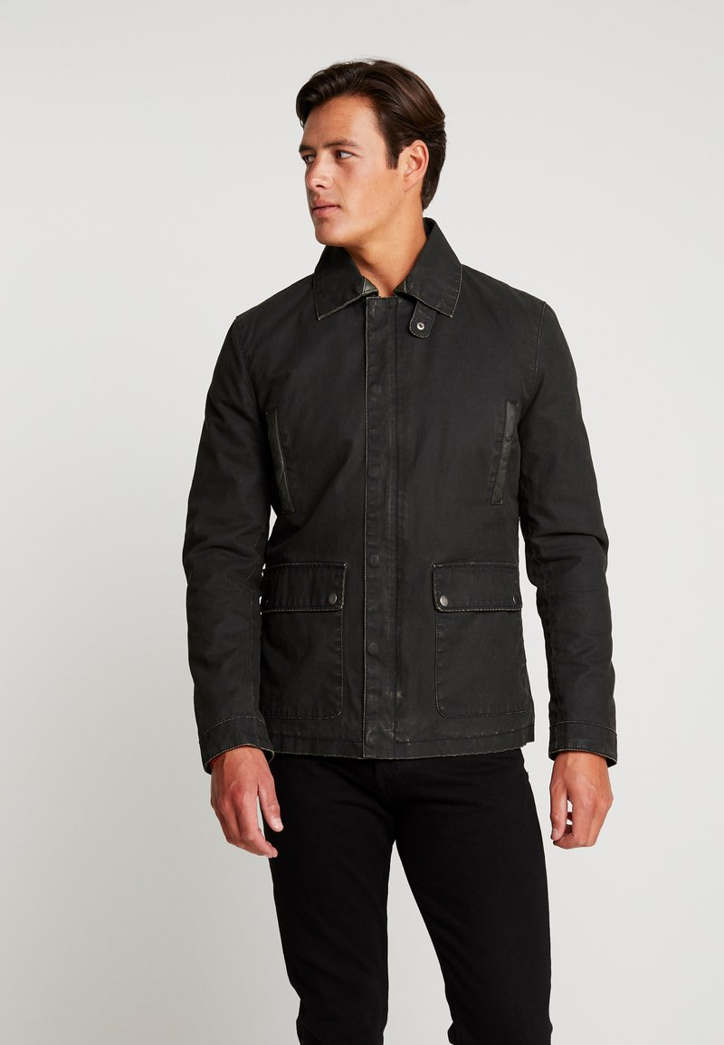 Goosecraft - MORTON FIELD JACKET - Light jacket - winter alligator