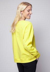 miss goodlife - Sweater - yellow - 1