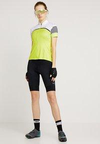 Gore Wear - TRIKOT - T-Shirt print - citrus green/white - 1