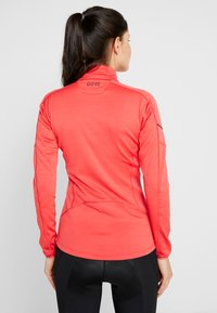 Gore Wear - THERMO ZIP  - Funktionsshirt - hibiscus pink - 2