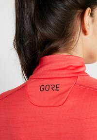 Gore Wear - THERMO ZIP  - Funktionsshirt - hibiscus pink - 5