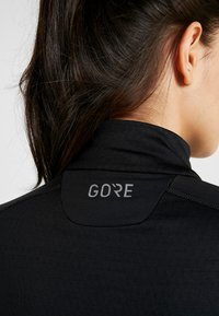Gore Wear - THERMO ZIP  - Funktionsshirt - black - 5