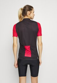 Gore Wear - GORE® C3 DAMEN ONDASIA - T-Shirt print - black/hibiscus pink - 2
