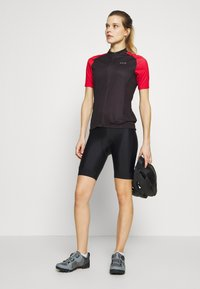 Gore Wear - GORE® C3 DAMEN ONDASIA - T-Shirt print - black/hibiscus pink - 1