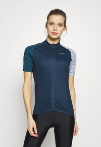 Gore Wear - GORE® C3 DAMEN ONDASIA - T-Shirt print - orbit blue/dynamic cyan - 0