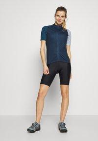 Gore Wear - GORE® C3 DAMEN ONDASIA - T-Shirt print - orbit blue/dynamic cyan - 1