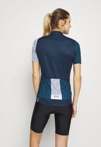 Gore Wear - GORE® C3 DAMEN ONDASIA - T-Shirt print - orbit blue/dynamic cyan - 2