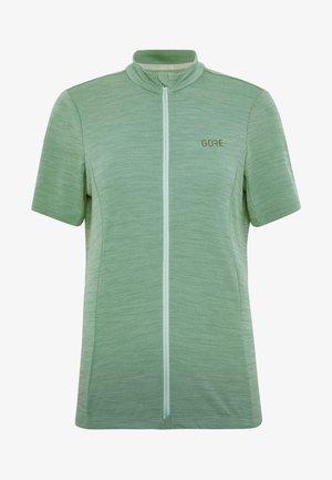 DAMEN TRIKOT - Print T-shirt - nordic blue