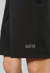 Gore Wear - GORE® C5 DAMEN - kurze Sporthose - black - 3