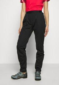 Gore Wear - C5 DAMEN GORE-TEX ACTIVE TRAIL HOSE - Outdoor-Hose - black - 0