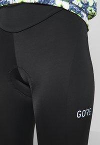 Gore Wear - DAMEN - Tights - black - 4