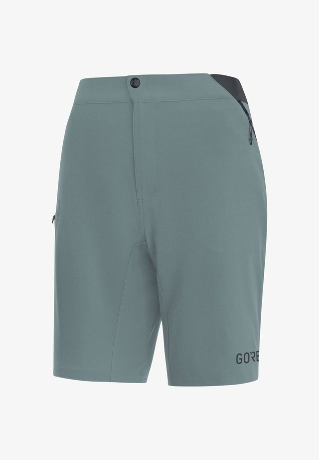 "GORE WEAR DAMEN SHORTS ""R5"" - Sports shorts - blue/grey"
