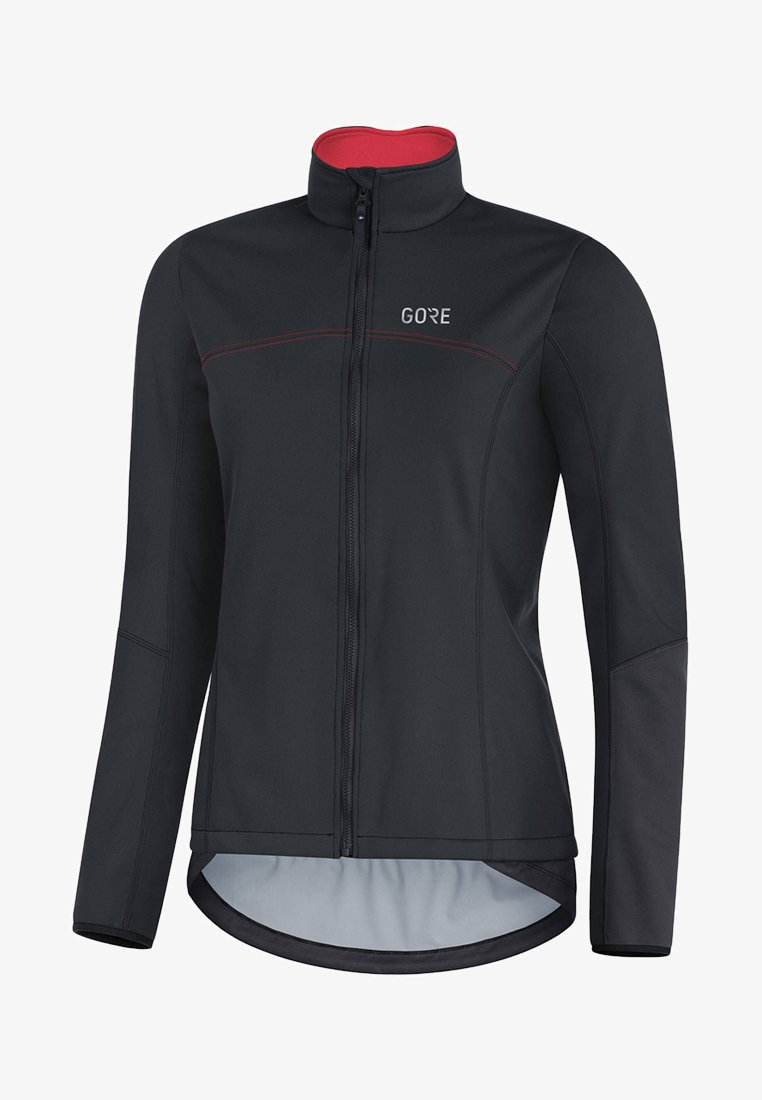Gore Wear - THERMO  - Soft shell jacket - black