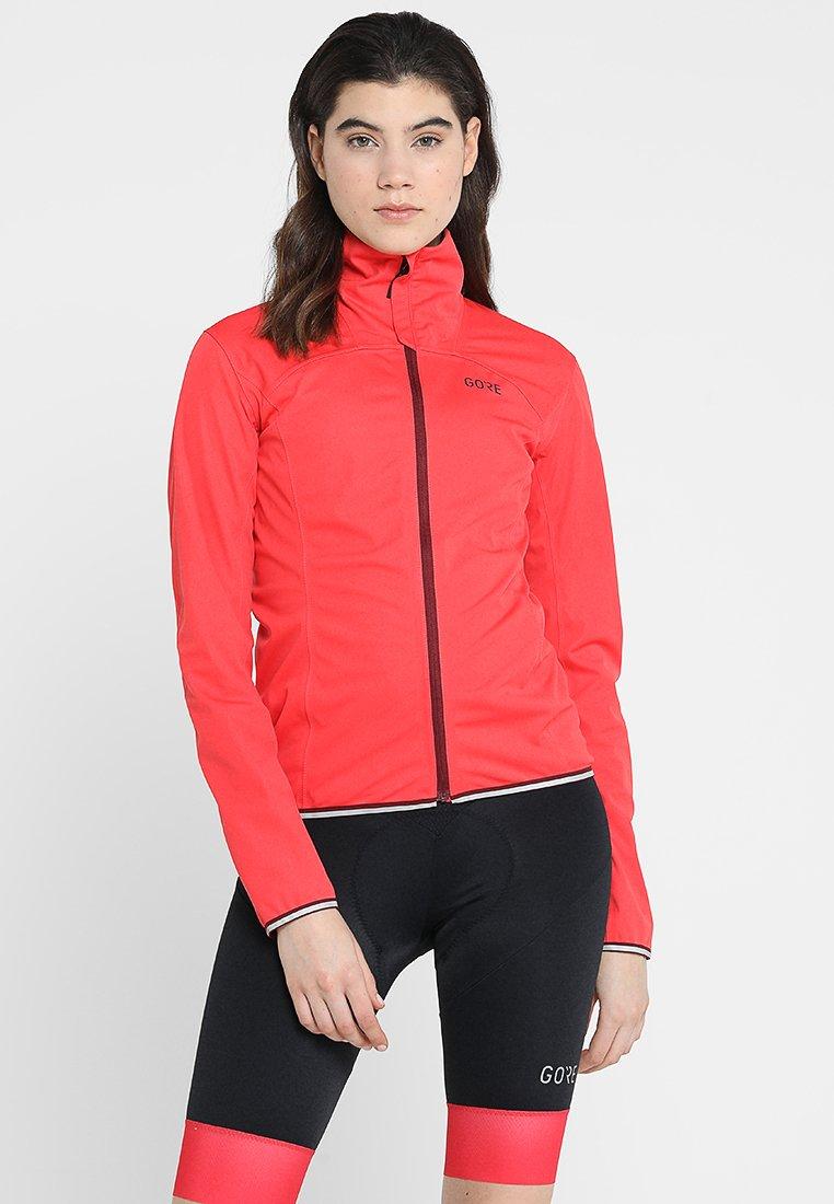 Gore Wear - WINDSTOPPER®  - Softshelljacke - hibiscus pink