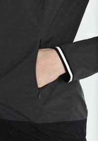 Gore Wear - WINDSTOPPER® CLASSIC JACKE - Vindjacka - terra grey/black - 3