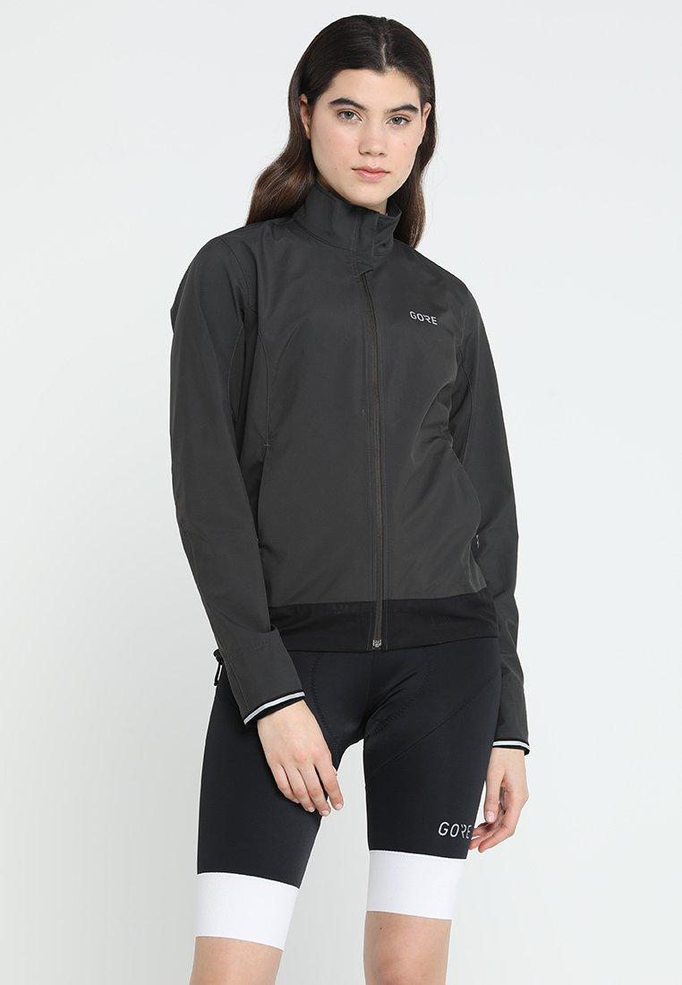 Gore Wear - WINDSTOPPER® CLASSIC JACKE - Windbreaker - terra grey/black