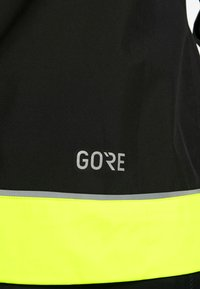 Gore Wear - WINDSTOPPER® CLASSIC JACKE - Windbreaker - black/neon yellow - 6