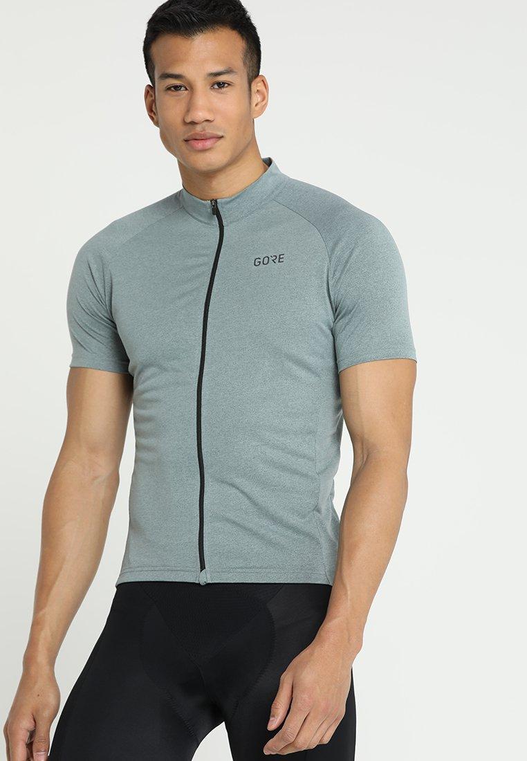 Gore Wear - TRIKOT - Print T-shirt - nordic blue