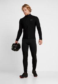Gore Wear - THERMO  - Fleecejas - black - 1