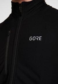 Gore Wear - THERMO  - Fleecejas - black - 7