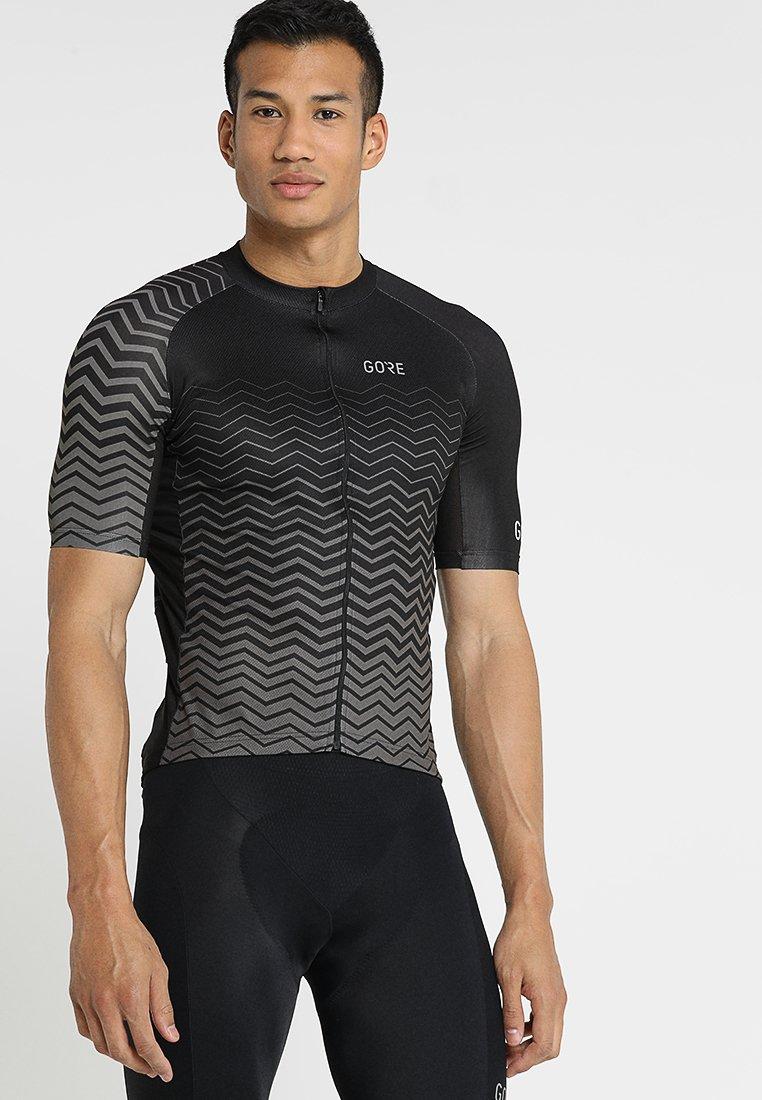 Gore Wear - T-Shirt print - black/graphite grey