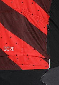 Gore Wear - TRIKOT - T-Shirt print - red/black - 3