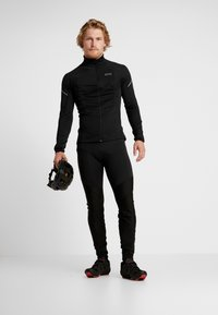 Gore Wear - THERMO ZIP  - Funktionsshirt - black - 1