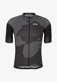 Gore Wear - COMBAT TRIKOT - T-Shirt print - graphite grey/black - 3