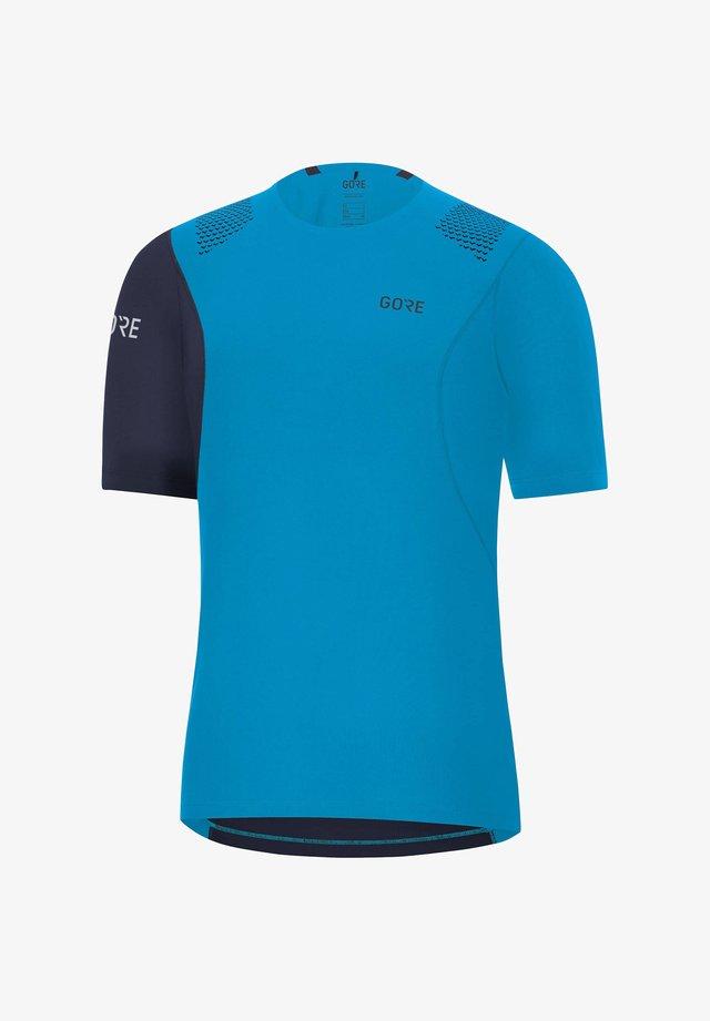 "GORE WEAR HERREN LAUFSHIRT ""R7"" KURZARM - Sports shirt - dunkelblau (295)"