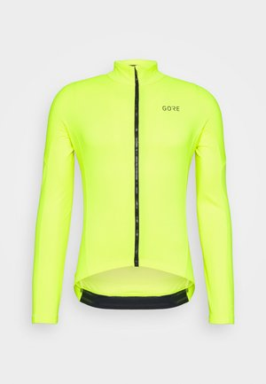 C3 THERMO  - Fleecejacke - neon yellow
