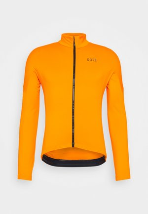 C3 THERMO  - Fleece jacket - bright orange