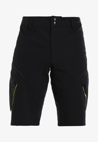 Gore Wear - TRAIL SHORTS - Sports shorts - black - 6
