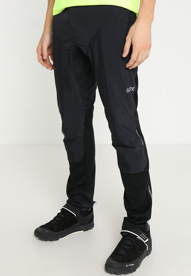 TRAIL  - Broek - black