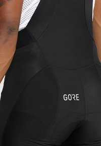 Gore Wear - THERMO TRÄGERHOSE - Tights - black - 4