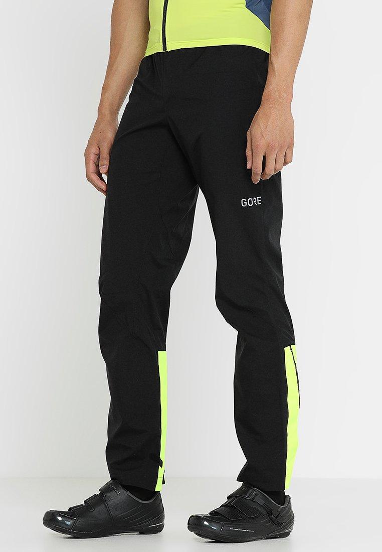 Gore Wear - WINDSTOPPER®  - Outdoor-Hose - black/neon yellow