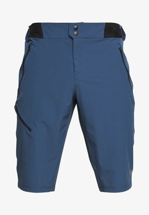 SHORTS - kurze Sporthose - deep water blue