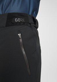 Gore Wear - SHORTS - Sports shorts - black - 3