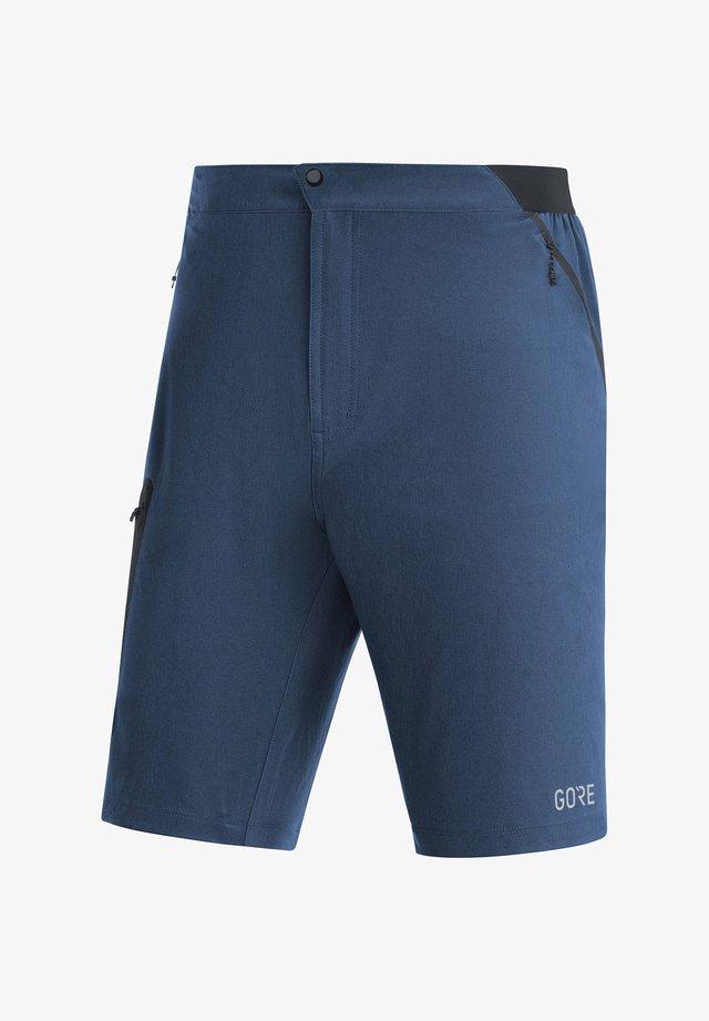 """GORE WEAR HERREN LAUFSHORTS """"R5"""" - Sports shorts - dunkelblau (295)"""