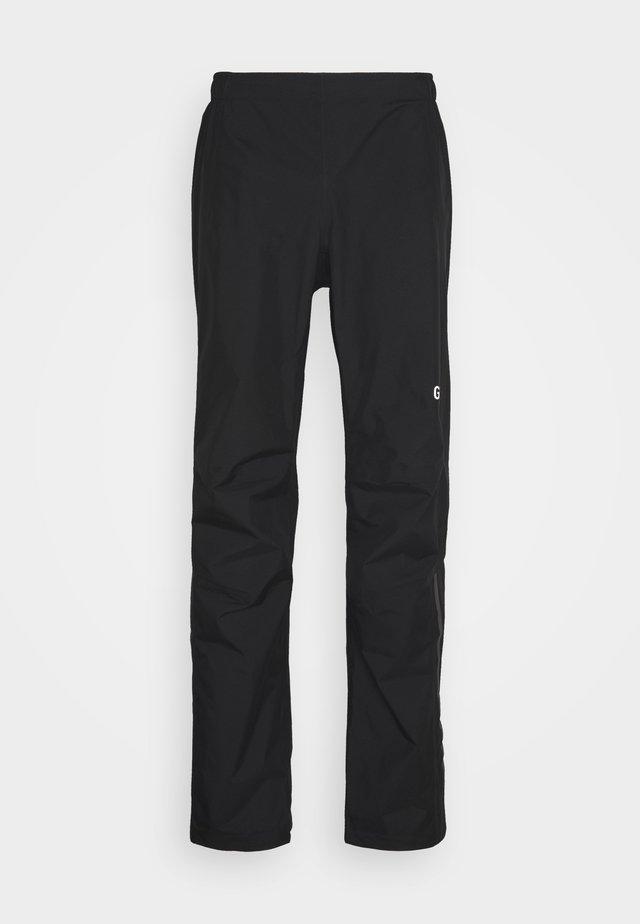 GORE® C3 GORE-TEX PACLITE® - Pantaloni - black