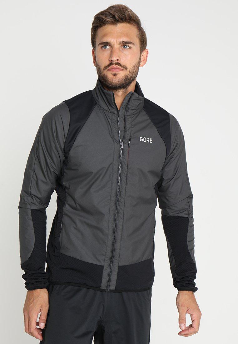 Gore Wear - PARTIAL  - Blouson - terra grey/black