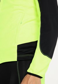Gore Wear - THERMO TRAIL - Fleecejacka - neon yellow/black - 3