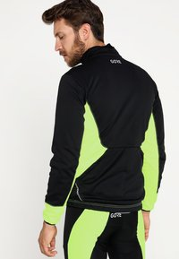 Gore Wear - THERMO TRAIL - Fleecejacka - neon yellow/black - 2